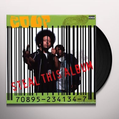 Coup STEAL THIS ALBUM Vinyl Record