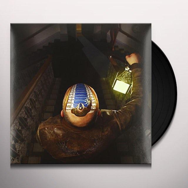 Rival Sons PRESSURE & TIME Vinyl Record