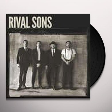 Rival Sons GREAT WESTERN VALKYR Vinyl Record