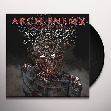 Arch Enemy COVERED IN BLOOD Vinyl Record