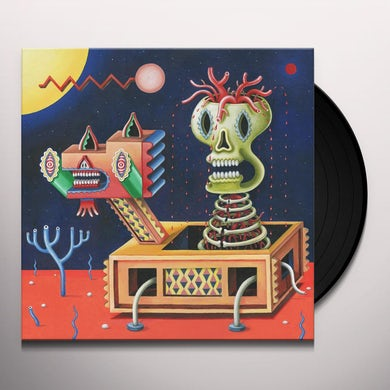 GUERILLA TOSS WHAT WOULD THE ODD DO Vinyl Record