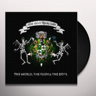 Mr. Irish Bastard WORLD FLESH & THE DEVIL Vinyl Record
