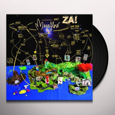 Za MEGAFLOW Vinyl Record