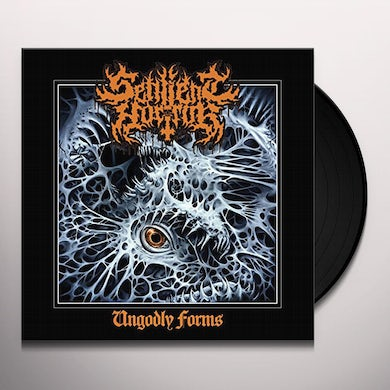 Sentient Horror UNGODLY FORMS Vinyl Record