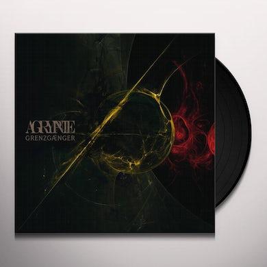 Agrypnie GRENZGAENGER Vinyl Record