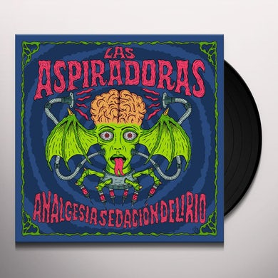 ANALGESIA SEDACION DELIRIO Vinyl Record