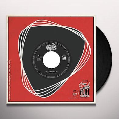 Smoggers LO QUE DARIA YO Vinyl Record