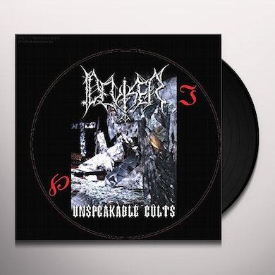 Deviser UNSPEAKABLE CULTS Vinyl Record
