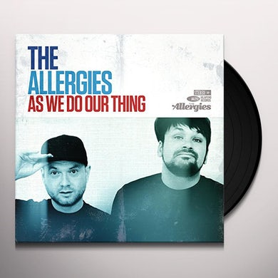 AS WE DO OUR THING Vinyl Record