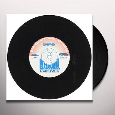 7Fo QUIET FLASH / WATER VAPOUR Vinyl Record