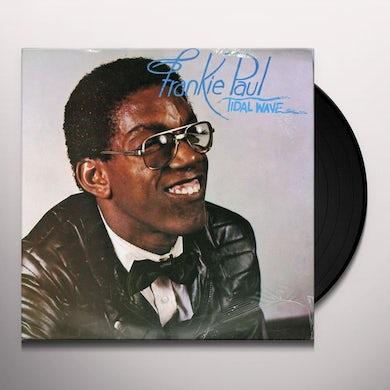 Frankie Paul TIDAL WAVE Vinyl Record