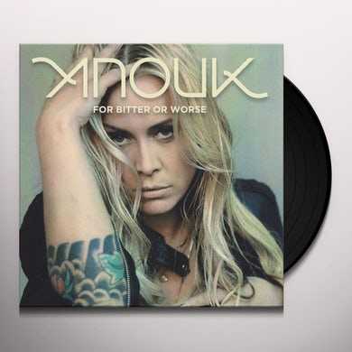 Anouk  FOR BITTER OR WORSE Vinyl Record