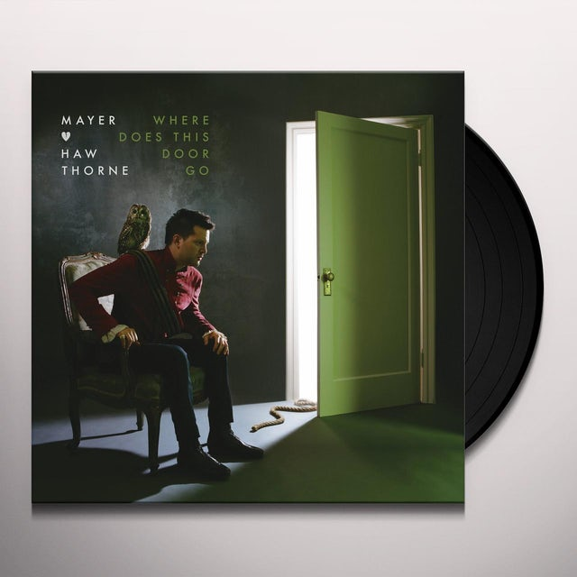 Mayer Hawthorne WHERE DOES THIS DOOR GO Vinyl Record