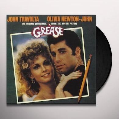 GREASE / Original Soundtrack Vinyl Record
