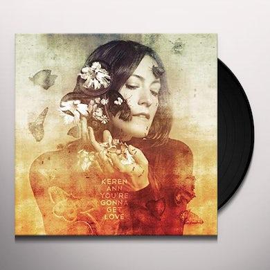 Keren Ann YOU'RE GONNA GET LOVE Vinyl Record