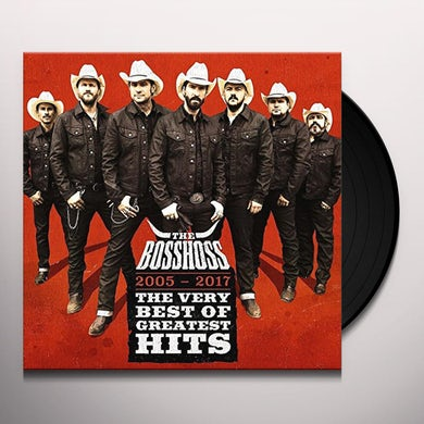 Bosshoss VERY BEST OF GREATEST HITS 2005-2017 Vinyl Record