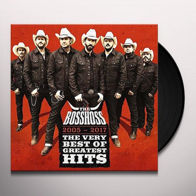 Bosshoss VERY BEST OF GREATEST HITS 2005-2017 Vinyl Record