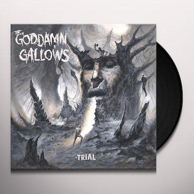 GODDAMN GALLOWS TRIAL Vinyl Record