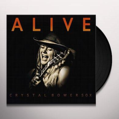 Crystal Bowersox ALIVE Vinyl Record
