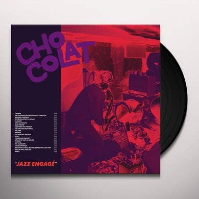 Chocolat JAZZ ENGAGE Vinyl Record