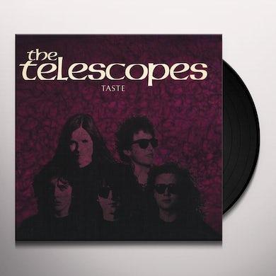Telescopes TASTE Vinyl Record
