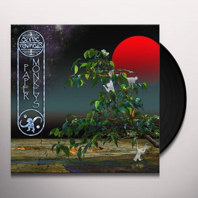 Ozric Tentacles PAPER MONKEYS Vinyl Record
