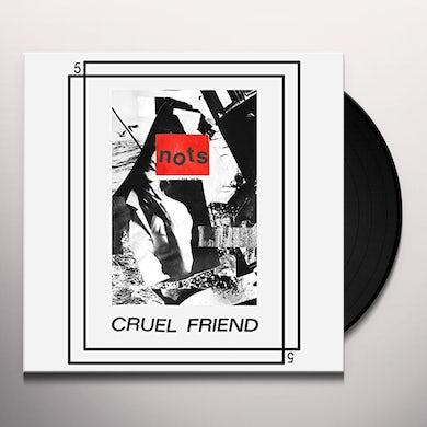 NOTS CRUEL FRIEND / VIOLENCE Vinyl Record