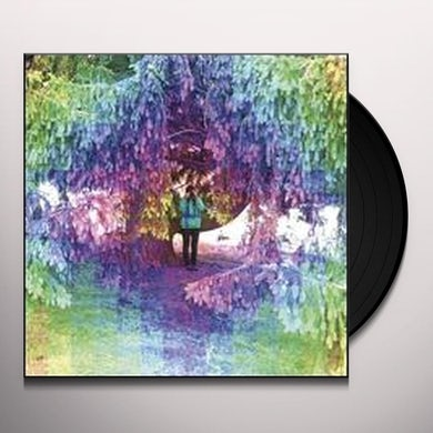 Small Black PHOTOJOURNALIST Vinyl Record