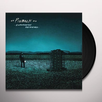 Pinback INFORMATION RETRIEVED Vinyl Record
