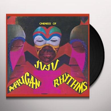 AFRICAN RHYTHMS Vinyl Record