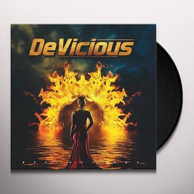 Devicious REFLECTIONS Vinyl Record