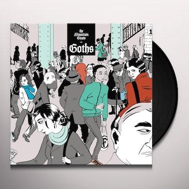 The Mountain Goats GOTHS Vinyl Record