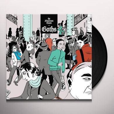 GOTHS Vinyl Record