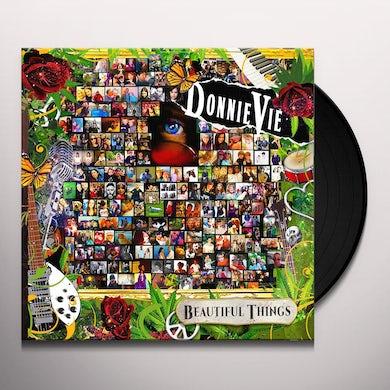 Donnie Vie BEAUTIFUL THINGS Vinyl Record