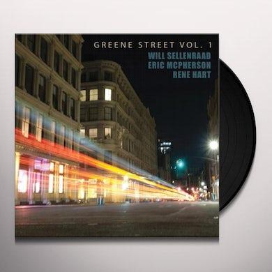 Will Sellenraad GREENE STREET 1 Vinyl Record