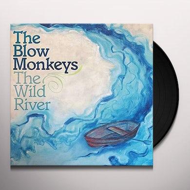 BLOW MONKEYS WILD RIVER Vinyl Record - UK Release