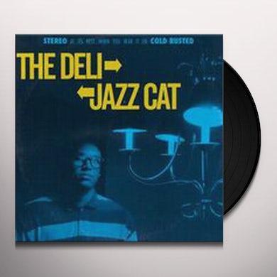 The Deli JAZZ CAT Vinyl Record