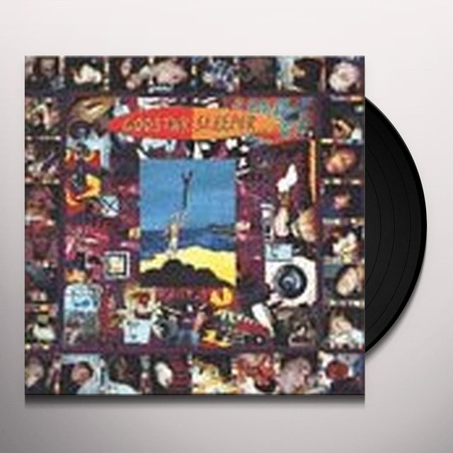 Godstar SLEEPER Vinyl Record