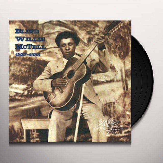 Blind Willie Mctell 1927-1935 Vinyl Record
