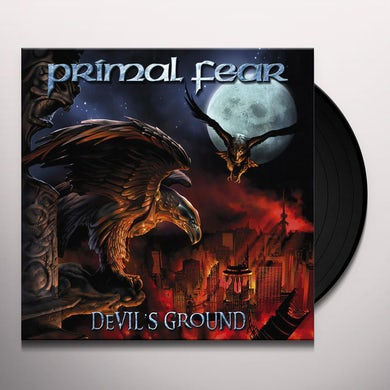 DEVIL'S GROUND Vinyl Record