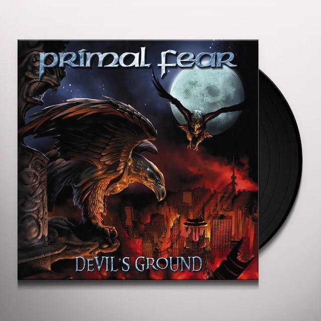 Primal Fear DEVIL'S GROUND Vinyl Record