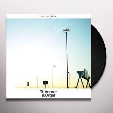 Trummor & Orgel DEPARTURE/ARRIVAL Vinyl Record