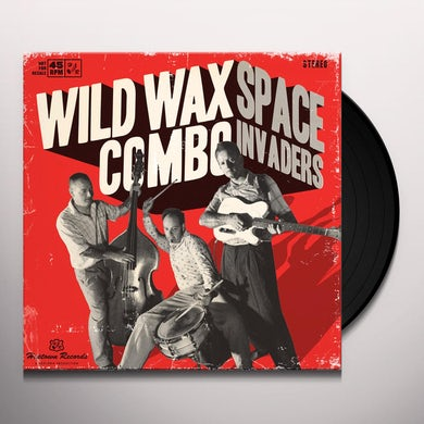 SPACE INVADERS Vinyl Record