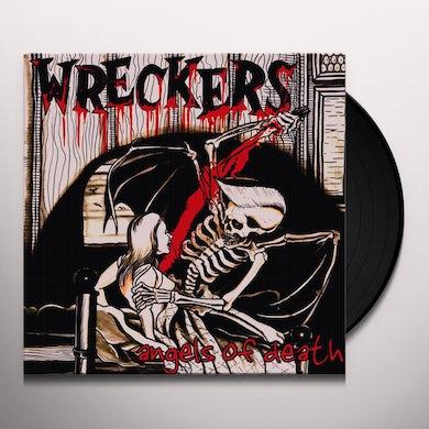 Wreckers ANGEL OF DEATH Vinyl Record