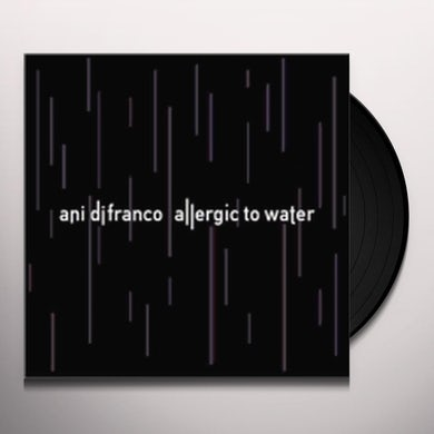Ani Difranco ALLERGIC TO WATER Vinyl Record