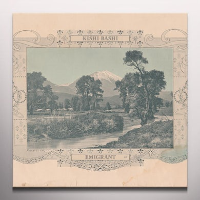 EMIGRANT EP (MOUNTAIN SPRING CLEAR) Vinyl Record