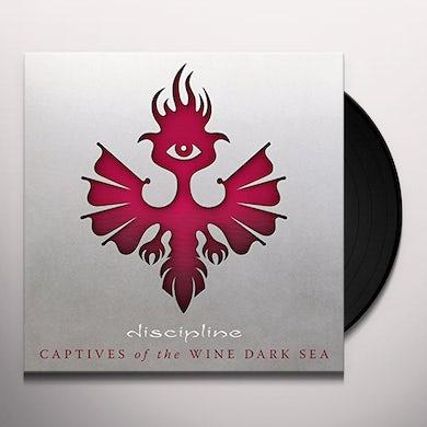 Discipline CAPTIVES OF THE WINE DARK SEA Vinyl Record
