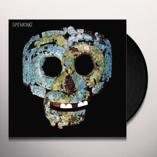 Spenking BAD BLOOD GOOD BLOOD Vinyl Record