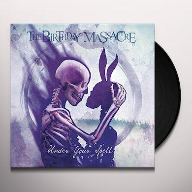 The Birthday Massacre UNDER YOUR SPELL Vinyl Record