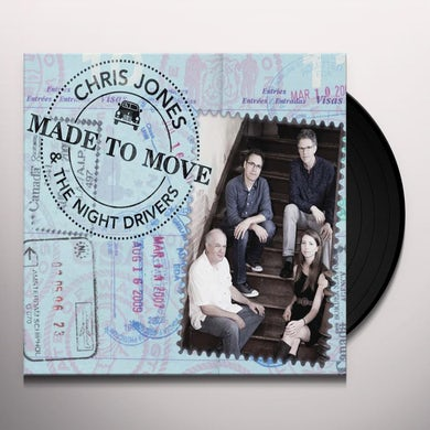 Made To Move Vinyl Record